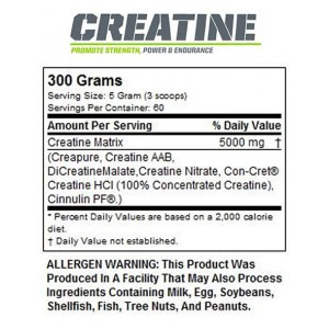 Muscle pharm creatine 300g