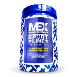 Mex Nutrition Pure Creatine Monohydrate