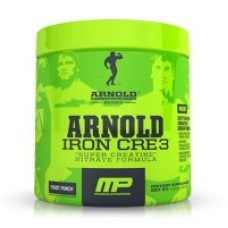Най-добра цена на MusclePharm Arnold Series Iron Cre3