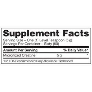 Gaspari Nutrition Qualitine Creatine