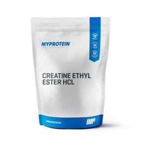 MyProtein Creatine Ethyl Ester HCL.