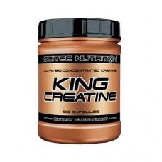 Scitec King Creatine за качване на мускулна маса и сила