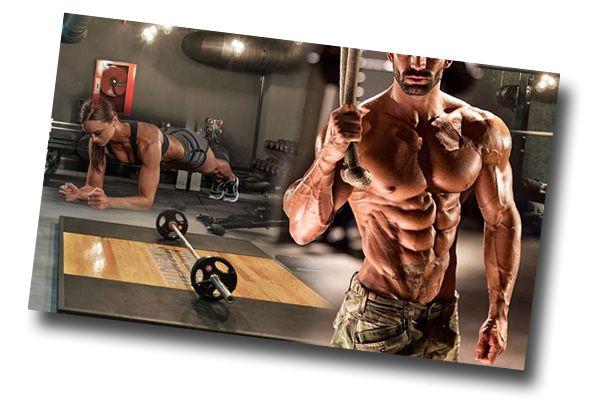 Протеини за мускулна маса